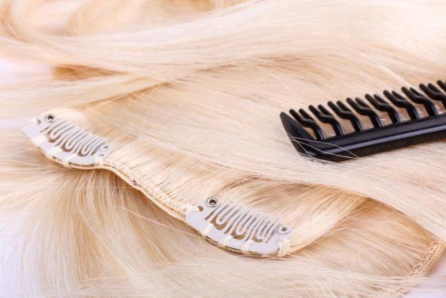 Cara Memilih Sambungan Rambut dan Menggunakannya